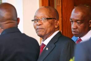 Jacob Zuma diberi tempoh 48 jam untuk letak jawatan