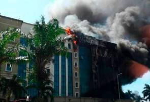 Kronologi kebakaran bangunan penting dan strategik sejak lima tahun