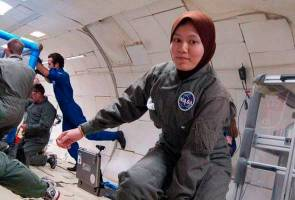 Kejayaan bukannya mudah, laluan penuh ranjau - Bekas ketua projek NASA