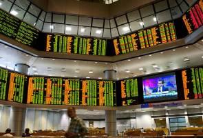 Saham kewangan, faktor luaran dorong Bursa Malaysia ditutup tinggi
