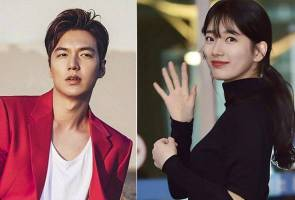Lee Min Ho dan Bae Suzy kembali bercinta?