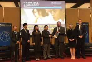 Inisiatif unit pelaksanaan pendidikan Malaysia diiktiraf Bank Dunia