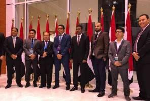 Keterujaan bertemu pemimpin dunia di Mesir