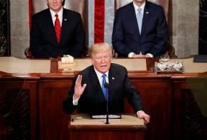 Minggu penting untuk rancangan infrastruktur - Trump