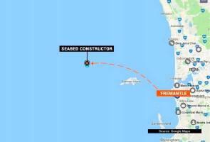 MH370: Seabed Constructor kembali teruskan pencarian