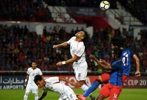 Piala AFC: JDT mulakan misi 2018 dengan kemenangan