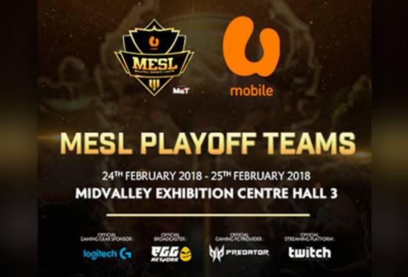 Dota 2: Siapa bakal juara MESL?