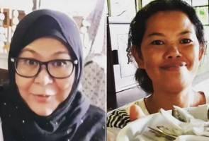 'Gaduh mesra': Amah Erma Fatima kantoi 'bersmule'