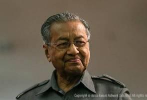 'Saya dah tau dah apa nak buat bila jadi PM' - Tun Mahathir