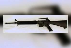 Ini AR-15, raifal dalam serangan kejam ragut 17 nyawa di Florida
