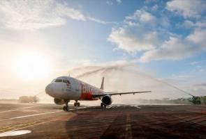 Koronavirus: Pesawat bawa warga Malaysia dari Wuhan selamat mendarat