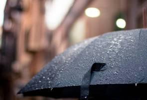 Hujan diramal turun pada Hari Raya