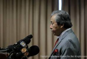 Keluar UMNO: 'Itu janji saya kepada pengundi' - Anifah Aman