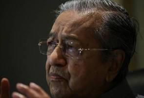 Istana Kelantan tarik balik darjah kerabat Tun Dr Mahathir