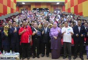 101 graduan perubatan sertai National Pre-Housemanship Workshop 2018