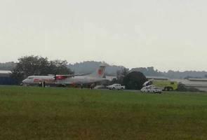 Tayar Malindo Air meletup ketika mendarat, LTSAAS 'lumpuh' dua jam