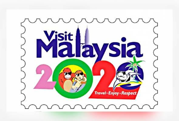 Image result for logo tahun melawat malaysia 2020