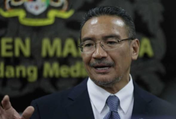 Hishammuddin dilantik sebagai Bendahari Agung BN yang baharu - Zahid