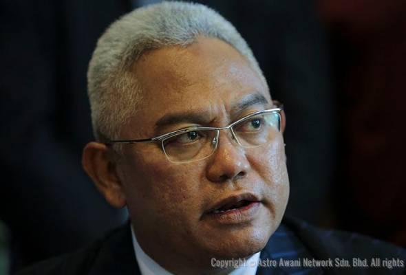 Noh Omar lepas jawatan Pengerusi UMNO Selangor