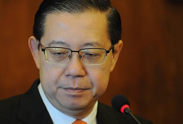 Kertas siasatan video Lim Guan Eng belum lengkap - polis