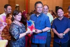 Jangan benarkan orang luar gugat keharmonian Sabah - Rahman Dahlan