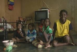 Ibu tunggal tujuh anak rayu bantuan ringankan beban keluarga