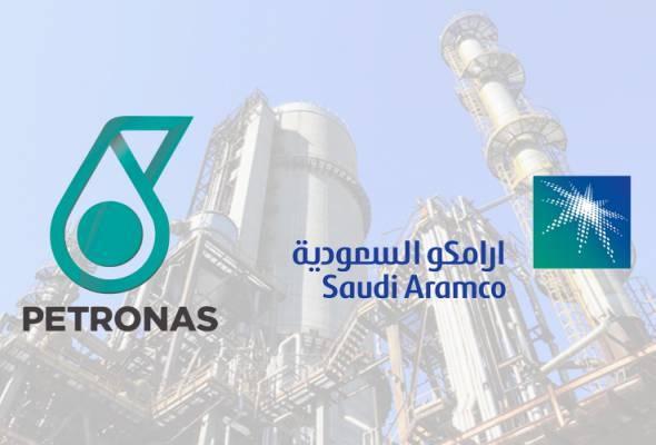 Terserah kepada Petronas untuk putuskan tawaran Saudi Aramco - Tun Mahathir