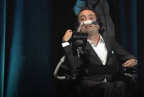Victor Pineda: Live long enough, we all acquire disability... world, get ready!