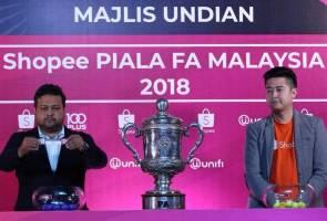 Pusingan Ketiga Piala FA: Finalis tahun lepas bertemu kembali