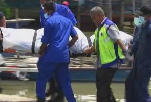 SAR jumpa dua lagi mayat mangsa kapal korek terbalik