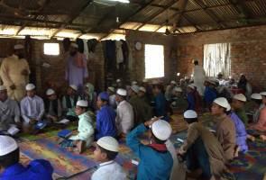 Misi kemanusiaan HALUAN tumpu aspek pendidikan anak-anak Rohingya