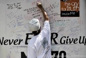 MH370: 'Serpihan masih ditemui' - Kok Soo Chon