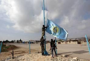 Turki gesa AS berhenti gerak militan Kurdish Syria dari Manbij ke Afrin