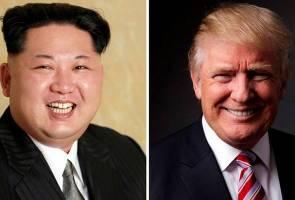 Trump terima tawaran bertemu Kim Jong Un