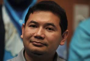 """""""Rafizi pun boleh bertanding Presiden PKR kalau dia mahu"""""""