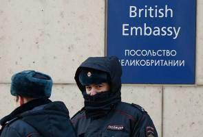 Rusia usir 23 diplomat British, hubungan dua hala kini jadi lebih 'toksik'
