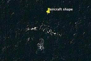 Bangkai pesawat MH370 ditemui?