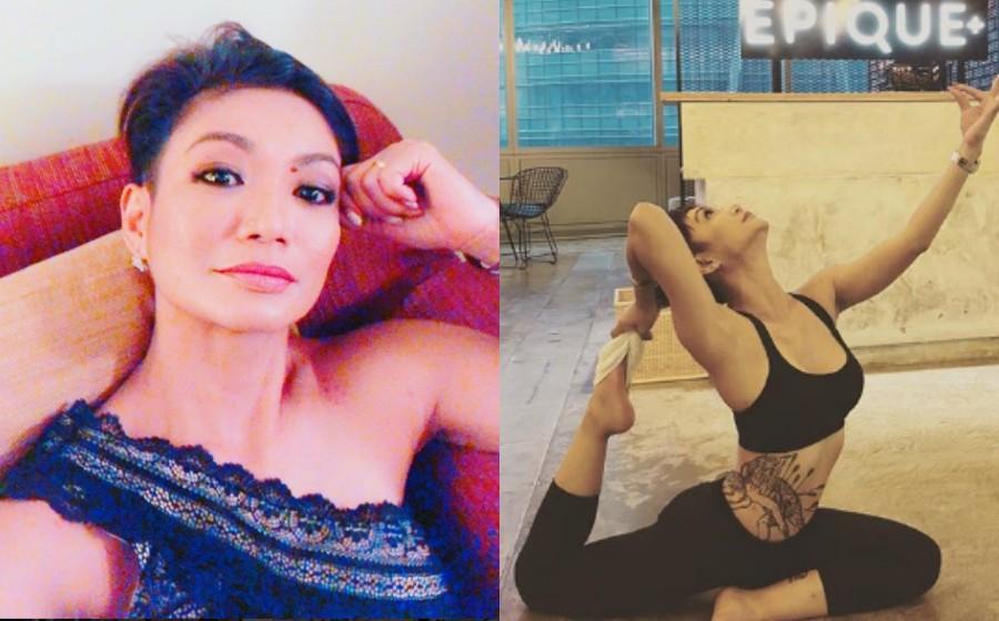 'Viralkan I pula, please' - Atilia Haron tayang 'tatu'