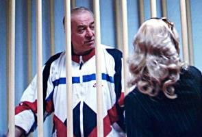 Bekas perisik Rusia diracun di hadapan kediaman