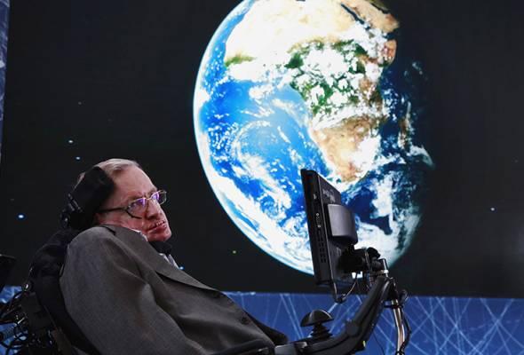 Stephen Hawking: Fakta garis masa jasa 'sang genius' dunia fizik