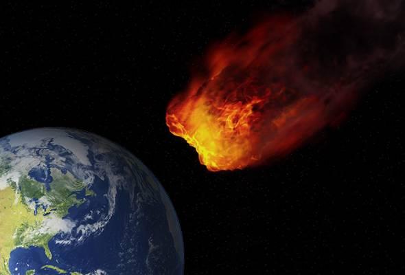 Asteroid dengan kelajuan 8.16km/s akan melintasi Bumi pada Selasa ini