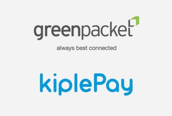 Green Packet Berhad, telah melabur sehingga RM13 juta untuk turut serta dalam teknologi bayaran tanpa tunai.