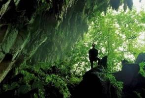 Mayat pelancong hilang di Taman Negara Mulu ditemukan