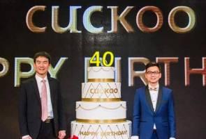 Cuckoo bakal buka kilang di Malaysia