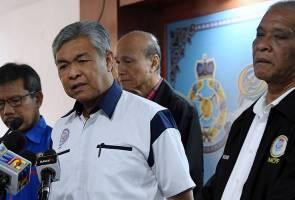 Arahan RoS ikut peraturan, perlembagaan PPBM - TPM Ahmad Zahid