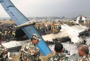 Nahas pesawat Nepal - China, Bangladesh bantu siasatan