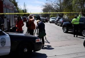 Satu terbunuh, dua cedera dalam dua letupan di Texas