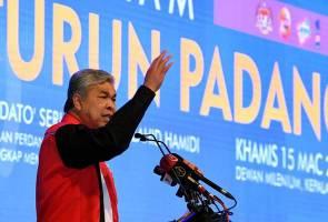 JPN, NGO perlu segera daftar kanak-kanak belum daftar - Ahmad Zahid