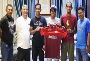 Tiga pemain Kuantan FA 'angkat kaki'