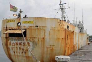 Indonesia tahan bot nelayan paling dikehendaki Interpol